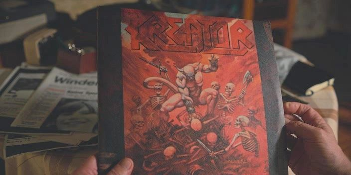 Kreator «Pleasure to kill»
