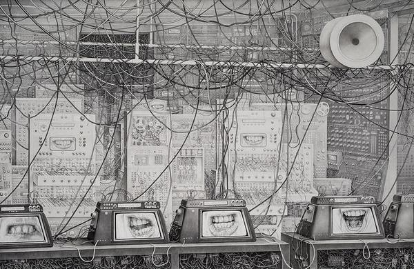 Laurie Lipton «Network website»